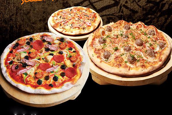 PIZZA VEGGIE LOVERS