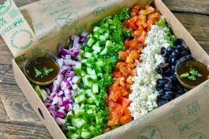 Salad for sharing