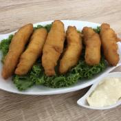 Fried Crispy fish