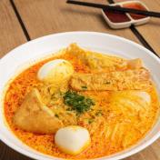 Laksa Yong Tau Foo for 1 pax Included Drink