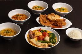 Laksa Yong Tau Foo for 5 pax Included Drink
