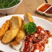 Yong Tau Foo Set For 1 pax included Drink