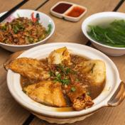 Chye Poh Sauce Yong Tau Foo for 1 pax Included Drink