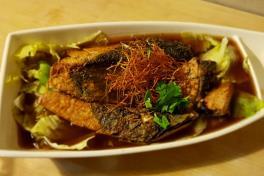 VEGGIE FISH 素海味