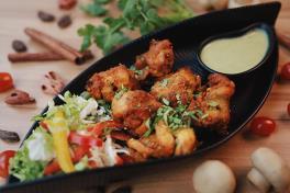 Kebabs & Tikkas