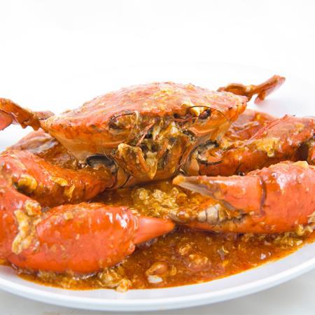 Chilli Crab - 辣椒螃蟹