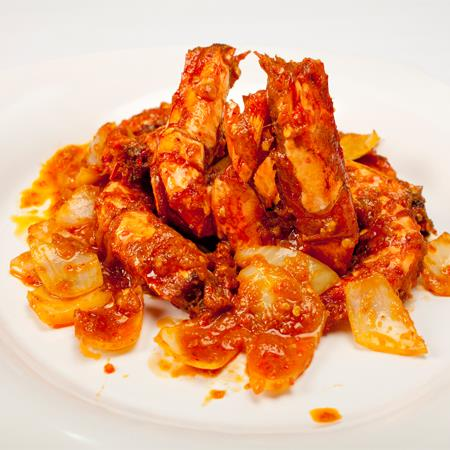 Spicy Fragrance Prawn - 香辣虾