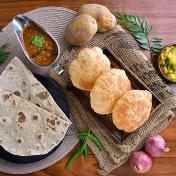 Roti (Indian Style)
