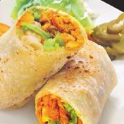 Kebab (Turkish Rolled Kebab)