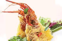 Lobster Canada Geoduck 龙虾&象拨蚌