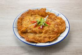 Raddish Fluffy Omelette