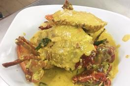 咸蛋 Salted Egg Crab