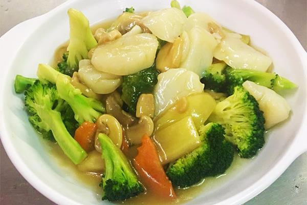 菜类 VEGETABLES