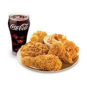 3 pcs Chicken Combo