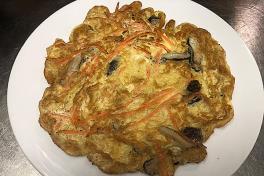 Egg Omelette 煎蛋