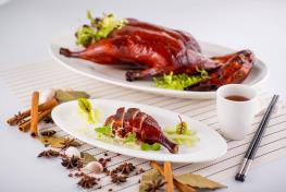 Roasted Irish 'Silver Hill' Duck       爱尔兰金牌烧肥鸭