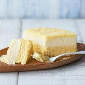 Double Fromage Cheesecake