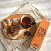 Chocolate & Mascarpone Cookies - 10 pieces