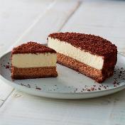 Chocolate Double Cheesecake