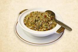 Fried Rice with Black Olive - 橄榄炒饭