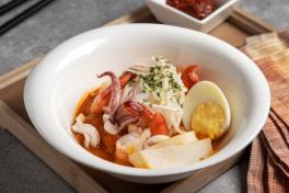 Seafood Laksa Beehoon
