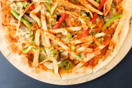 New! Mexicano Duck Pizza ( U.P $19 )