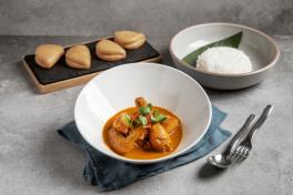 Lemak Chicken Curry
