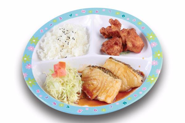 KIDS SET  MEAL キッズセット