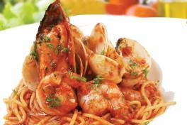 0501 Mixed Seafood Pasta