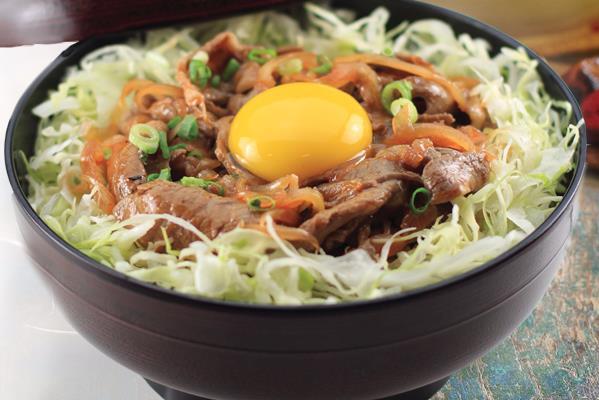JAPANESE - 丼 DONBURI