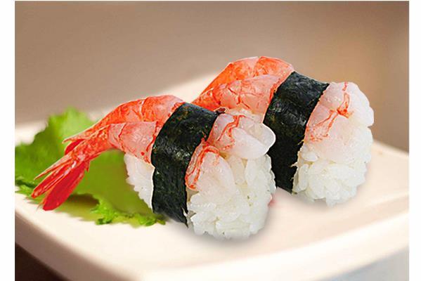 JAPANESE - にぎり寿司 NIGIRI SUSHI SERIES