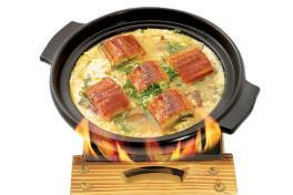 745 Unagi Toji つなぎ卵とじ