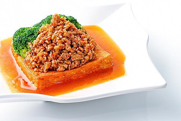 BEANCURD 豆腐