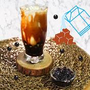 Brown Sugar Fresh Milk Boba 黑糖鮮奶波霸 (500 ml)