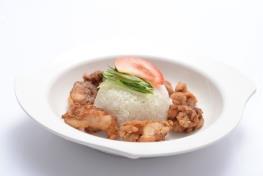 Rice - Take Away Menu