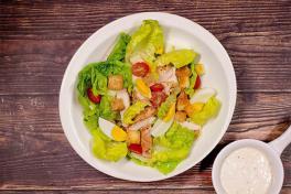 21 Rajah Caesar Salad