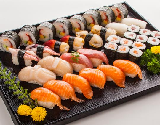 Hei Sushi | Islandwide Delivery or Pickup | Order Online