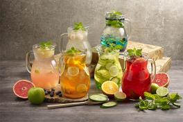 Beverages - Mocktails (for Sharing)