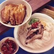 Chicken Wing Mee Sua 鸡翅面线