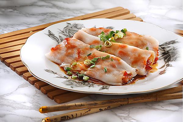 205 叉烧滑肠粉 Char Siew Rice Roll.3pcs