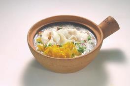 A61 Sliced Fish Congee 生滚砂煲鱼片粥