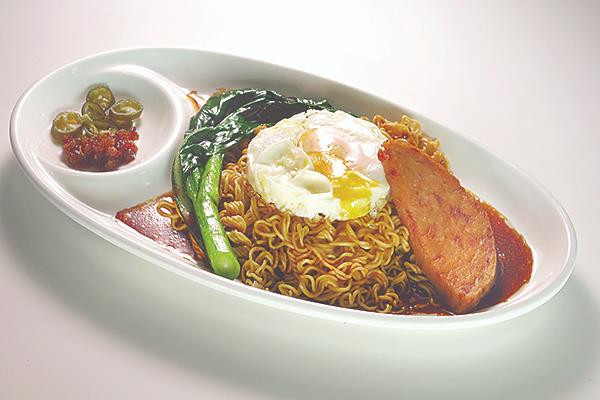 👍 305 镇店秘酱丁丁面干 Bao Today XO Think Think Noodle