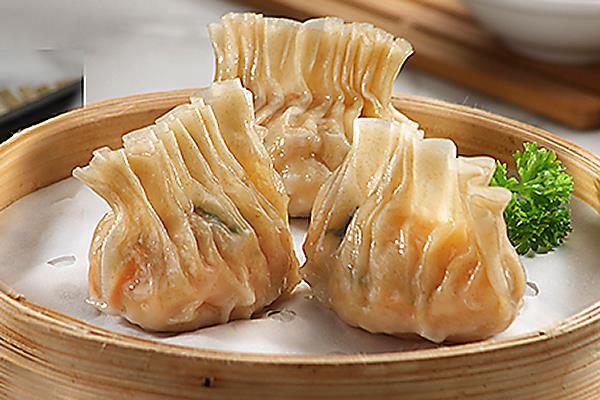 203 香茜鱼翅饺 Shark's Fin Dumpling/3pcs