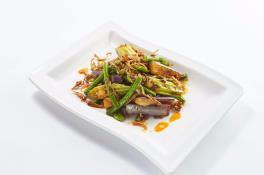 Beancurd & Seasonal Vegetable 豆腐蔬菜
