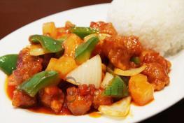 Single Set Menu Rice 单人快餐