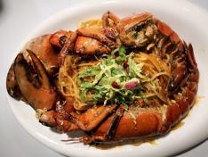Lobster Pasta 👍👍