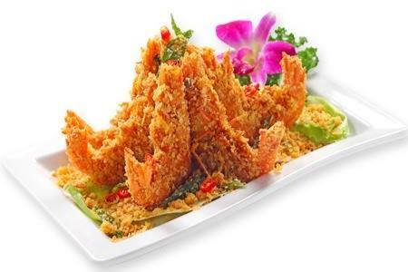 麦片虾 Cereal Prawn