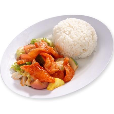 饭套餐类 Rice
