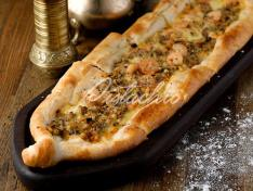 A26 Seafood Pide 👍