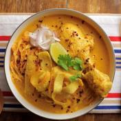 """""""RARE"""" Khao Soi Curry (Mee Pok)"""